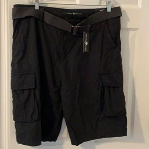 Polo Club Men's black size 40 shorts. NWT.